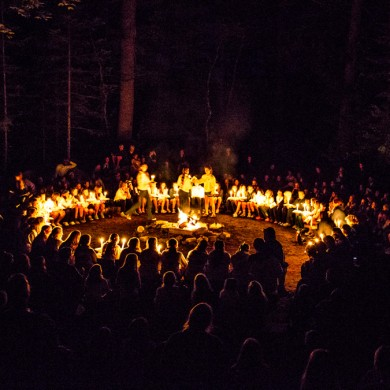 campfire, traditions