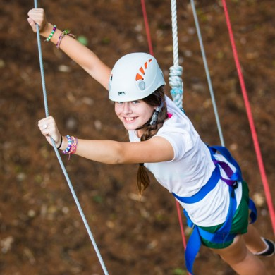 seek the extraordinary at camp in focus activities