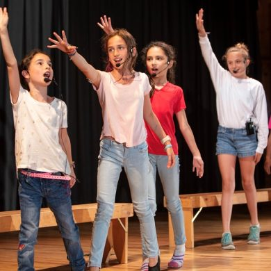 Performing Arts at overnight summer camp is preparing for all stages in life.