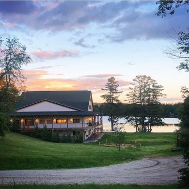 Summer Evenings at Fernwood Cove