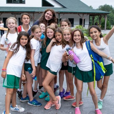 I love camp because of personal growth, friendships, and community.